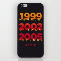 NEW TRILOGY iPhone & iPod Skin