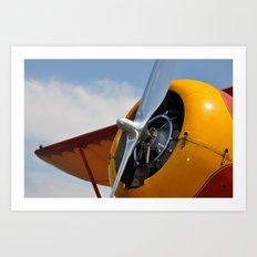 Plane Art Print