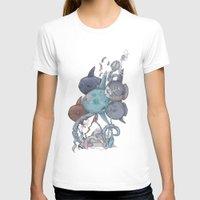 fish T-shirts featuring fish by Tanya_tk