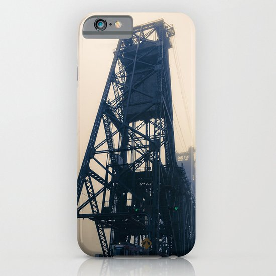 Steel Bridge, Portland, Oregon iPhone & iPod Case