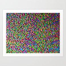 candy pop Art Print