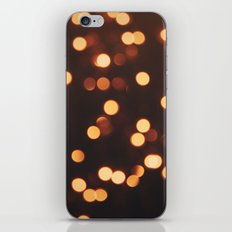 Christmas Lights II iPhone & iPod Skin