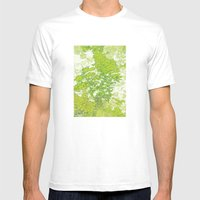 Boreal Mens Fitted Tee White SMALL