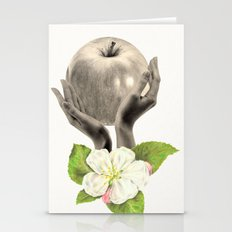 Apple Head Stationery Cards