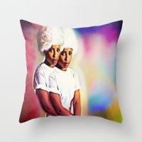 Dej Loaf Throw Pillow