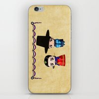 Korean Chibis iPhone & iPod Skin