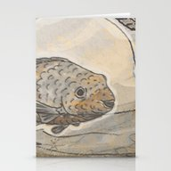 Fishes  /  Mirror Underw… Stationery Cards