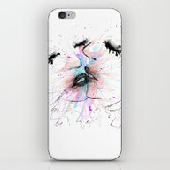 iPhone & iPod Skin featuring Infinity Beso by DizzyNicky