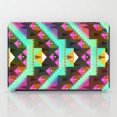 Aztec Mountain iPad Case