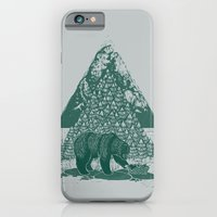 iPhone Cases featuring Teddy Bear Picnic by Louise Hubbard