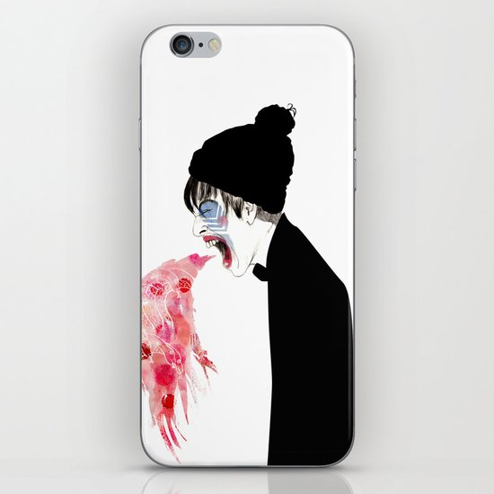 Jealousy Snaking Up Again iPhone & iPod Skin