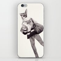 Mailman Of The Gods iPhone & iPod Skin