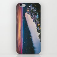 Above the River iPhone & iPod Skin