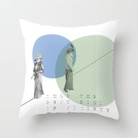 Only The Best Kind Of So… Throw Pillow