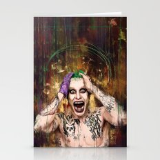 Suicide Squad Stationery Cards