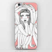 No Legs To Stand On iPhone & iPod Skin