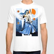 T-shirt featuring Fall Maple Leafs And Uky… by Milanova