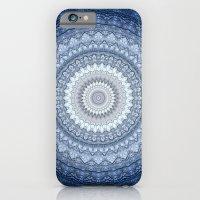 iPhone Cases featuring MANdala by Monika Strigel