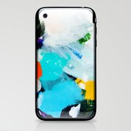 Palette No. Three iPhone & iPod Skin