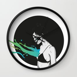 Wall Clock - Let it out - Roland Banrevi
