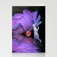 A  Fairys World Stationery Cards