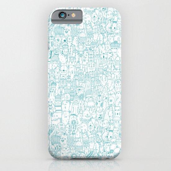 The farmer iPhone & iPod Case