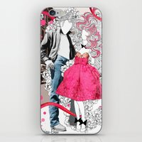 Together Rebellious iPhone & iPod Skin
