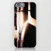 iPhone & iPod Case featuring Black Vintage American Car in Cuba. by Eyeshoot Photography