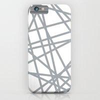 To The Edge Grey iPhone 6 Slim Case