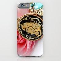 iPhone & iPod Case featuring Princess Aurora  by Tella