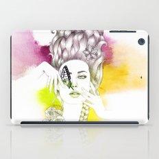 Butterfly Lady iPad Case