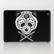 Panda De La Muerte iPad Case