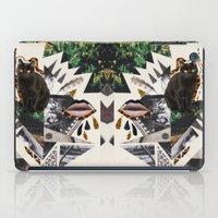 AYAHUASCA CAT (Kaleidosc… iPad Case