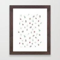 VARITAS Framed Art Print