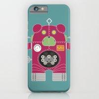 Robot V-20 iPhone 6 Slim Case
