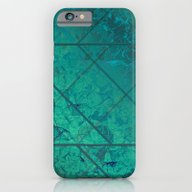 Green Marble Texture G29… iPhone 6 Slim Case