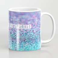 I Was Meant To Sparkle-p… Mug