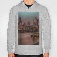 Days End In The City Hoody