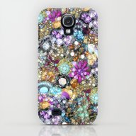 Vintage Bling Galaxy S4 Slim Case