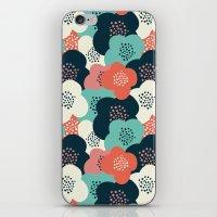 FlowerGarden iPhone & iPod Skin