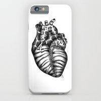 Heart Gone Wild iPhone 6 Slim Case
