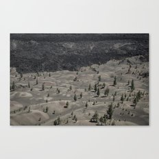 Lassen National Volcanic Park - EEUU  Canvas Print