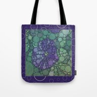 Percolated Purple Potato… Tote Bag