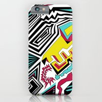 iPhone & iPod Case featuring Mind  Hand by Clara Ungaretti
