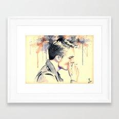 MoP_Cigarette_02 Framed Art Print