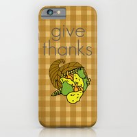 Give Thanks, November Co… iPhone 6 Slim Case