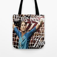 All We Need Is Hope (Sol… Tote Bag