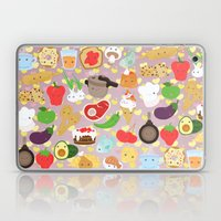 Cute food Laptop & iPad Skin