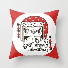 Wixly Throw Pillow
