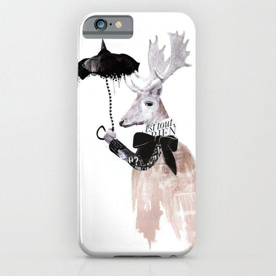 RainDeer iPhone & iPod Case